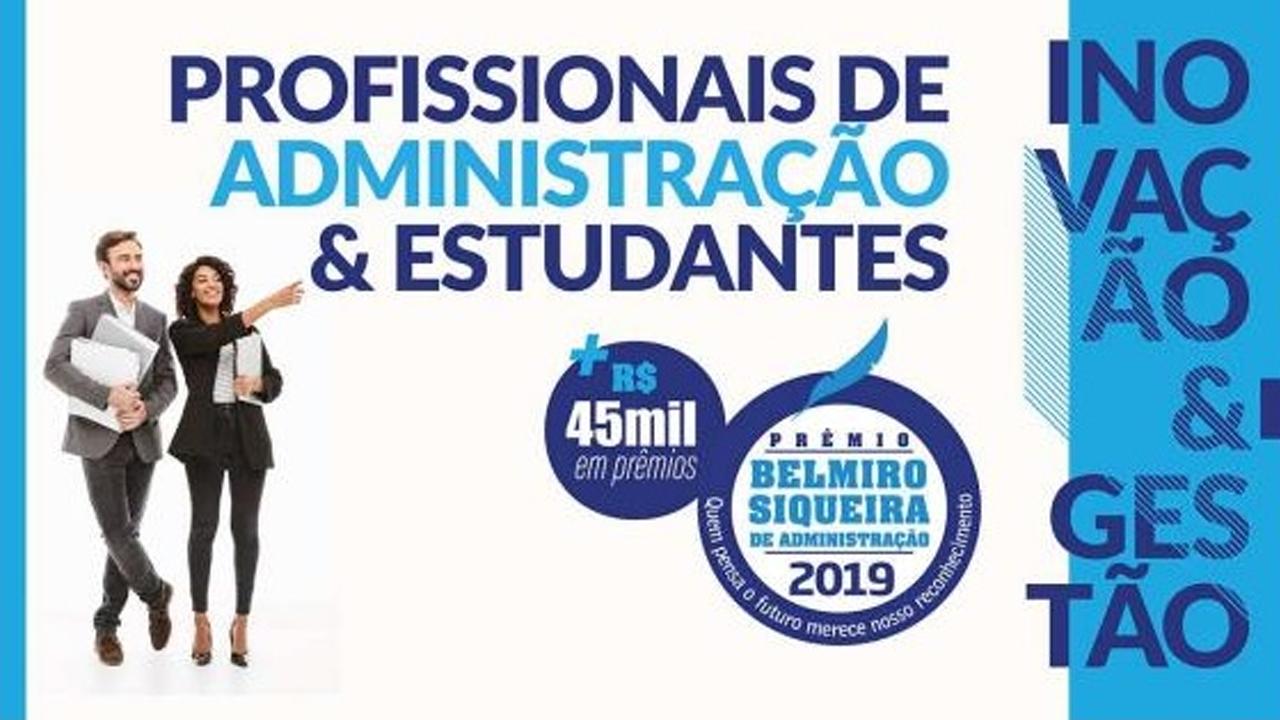 CFA dará R$ 50 mil em prêmios para estudantes e profissionais de ADM