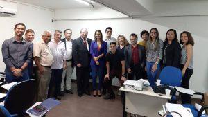 CRA-AL realiza Planejamento Estratégico para triênio 2019-2021