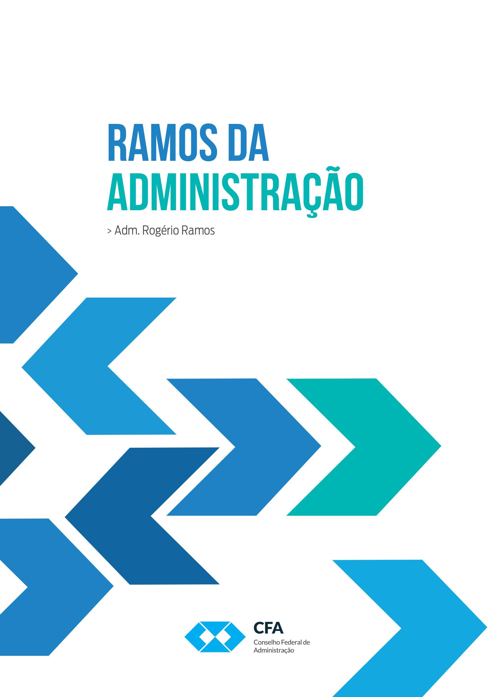 Livro Ramos da Administração