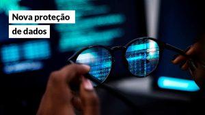 Nova proteção de dados