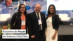 Encontro Nacional de Fiscais do Sistema CFA/CRAs