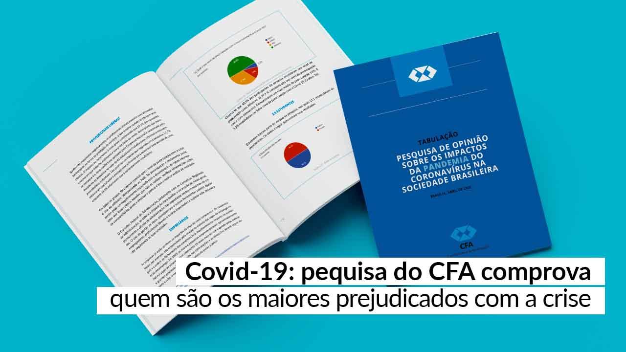 Pesquisa revela: impacto da Covid-19 é maior entre profissionais liberais e microempresários