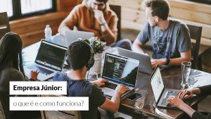 Empresa Júnior impulsiona carreira de estudantes de ADM em todo país