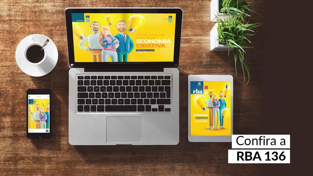 Economia criativa é destaque na nova edição da RBA