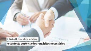 CRA-AL contesta requisitos de ingresso em edital da Rede EBSERH
