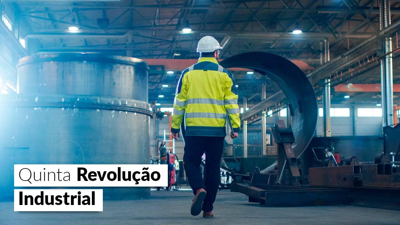 Revolução 5.0 chegou ao Brasil e já divide o cenário com sua antecessora