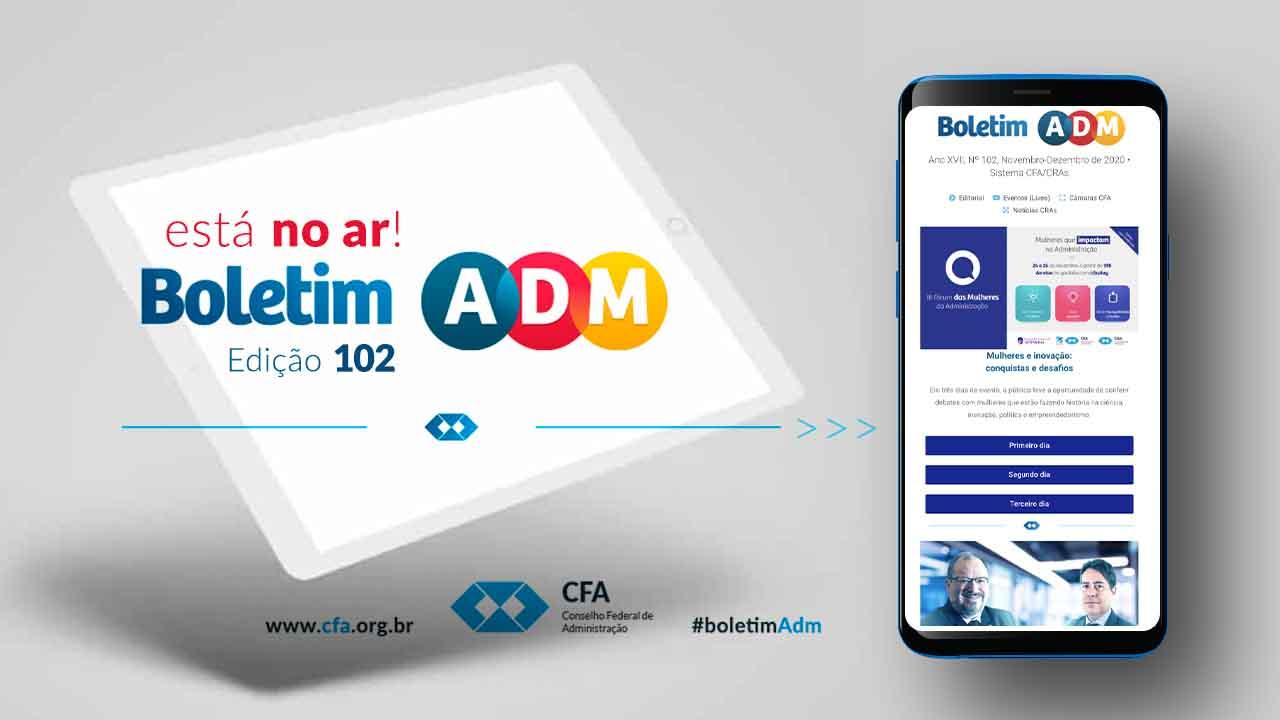 Última edição de 2020 do Boletim ADM já está disponível