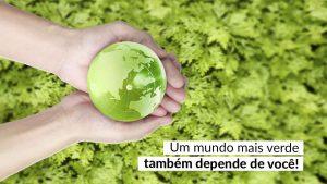 Ambiente sustentável e equilibrado: você pode ajudar