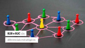 B2B e B2C são poderosos recursos para CRM e Fidelização