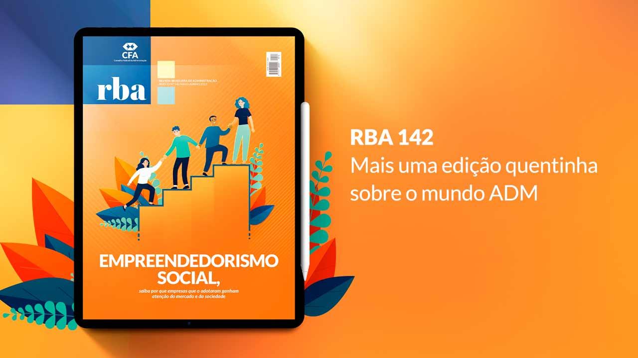 RBA 142, mais uma edição pronta para você