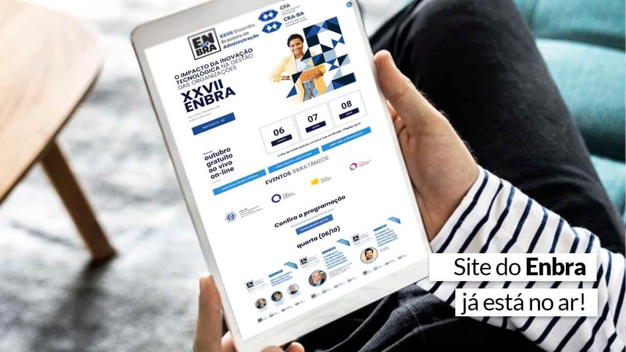 You are currently viewing Acesse o site de um dos maiores eventos de Administração do Brasil e inscreva-se